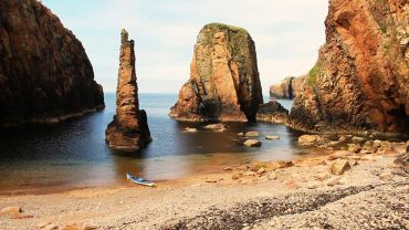 Sea kayaking Shetland – a trip around the Shetland mainland