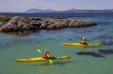 Six reasons to come sea kayaking in Arisaig