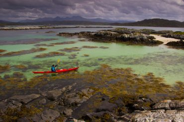 A busy Sea kayaking season so far…