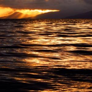 Sea kayaking in Ardnamurchan.
