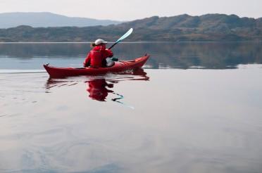 Arisaig weekend sea kayak trip